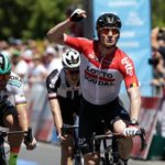 Andre Greipel won stage one of the Tour Down Under