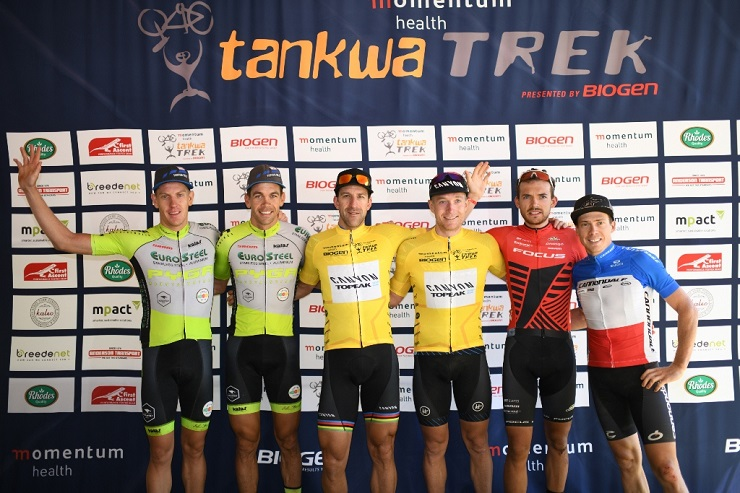 Men's GC at Tankwa Trek