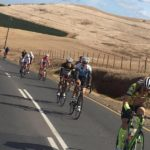 Gert Heyns and Anriette Schoeman won the 99er Cycle Tour in Cape Town today. Photo: facebook.com/99erCycleTour/photos