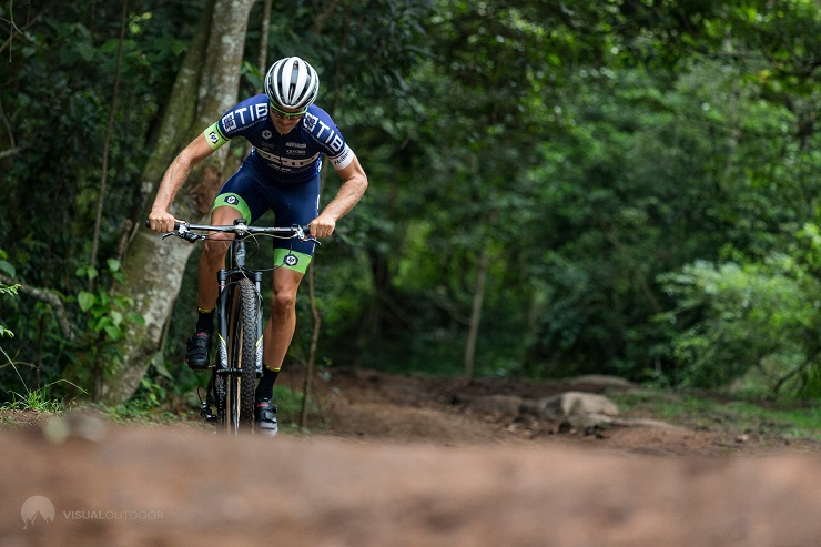 Andrew Hill will not be taking the four-stage PE Plett lightly when it starts in Kurland tomorrow. Photo: Supplied