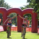 Candice Lill and Helen Grobert win Tankwa Trek