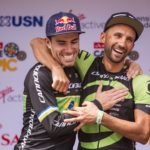 Cannondale Factory Racing's Manuel Fumic and Henrique Avancini are targeting maximum spoils when they compete in the Cape Epic. Photo: Nick Muzik