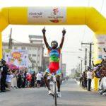 Natnael Mebrahtom Tour de L'espoir