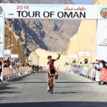 BMC Racing's Greg van Avermaet, pictured here, won the third stage of the Tour of Oman today. Photo: Tour of Oman