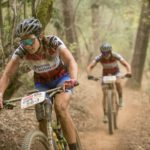 Candice Lill, Amy Beth Mcdougall during Cape Epic stage six