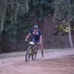 Gert Heyns, pictured here at the Cape Town Cycle Tour MTB Challenge on Saturday, has been included in the list of South African riders taking part in the UCI Mountain Bike World Cup on Saturday. Photo: Gustav Klotz