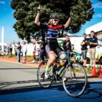 Kim le Court wins Emperors Palace Road Classic