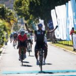 Nolan Hoffman wins stage one of Bestmed Tour of Good Hope