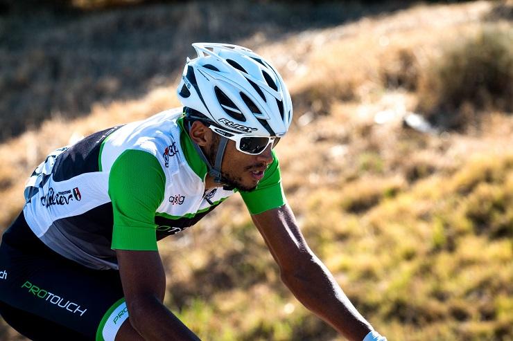 Reynard Butler at Tour of Good Hope