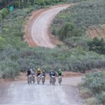 Mountain bikers in action during a previous year's Cederberg 100 Miler.