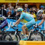 Jakob Fuglsang at Tour de France