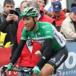 Omar Fraile, pictured here, won the 166.6km first stage of the Tour de Romandie in Switzerland today. Photo: Photo credits