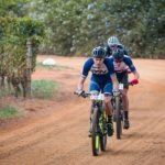 Gert Heyns during Liberty Winelands MTB