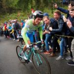 Primoz Roglic, pictured here at last year's UCI World Road Champs, won the Tour de Romandie when the fifth and final stage concluded today. Photo: Photo credits