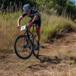 Riding showing his skills during the Sabie Xperience over the weekend. Photo: Land Rover Nelspruit