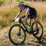 Rider in action during the Sabie Xperience over the weekend. Photo: Land Rover Nelspruit