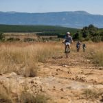 Harder and dryer terrains seen at the Sabie Xperience over the weekend. Photo: Land Rover Nelspruit