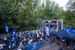 Start of stage two 2018 Winelands Encounter