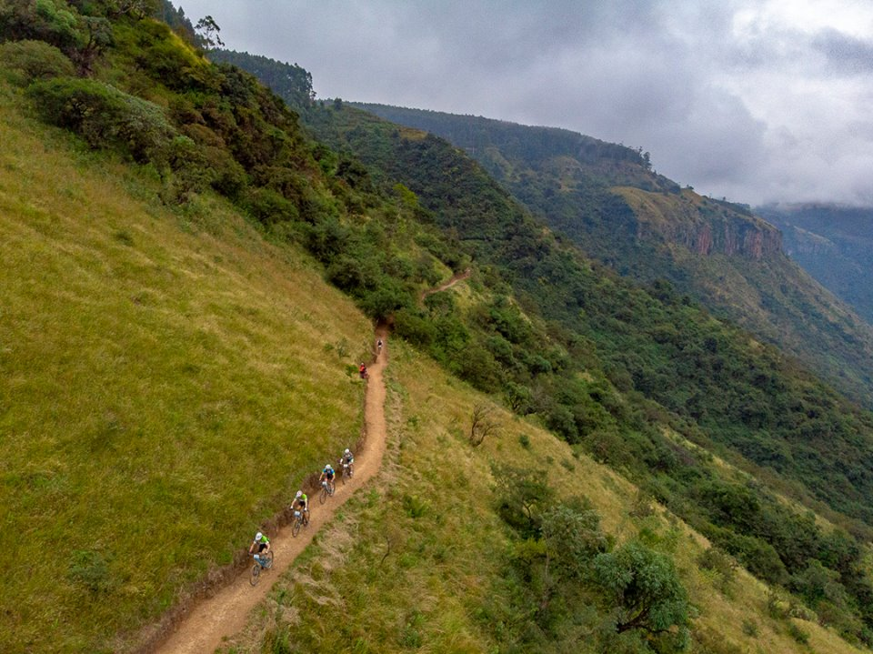 A scenic photo of stage eight of joBerg2c