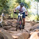 Alan Hatherly continued his good run of form when he won the third SA Cup Series cross-country race at the Cascades MTB Park in Pietermaritzburg on Saturday. Photo: BOOGS Photography/Andrew Mc Fadden