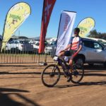 HB Kruger won the Darling Brew Extreme in Darling today