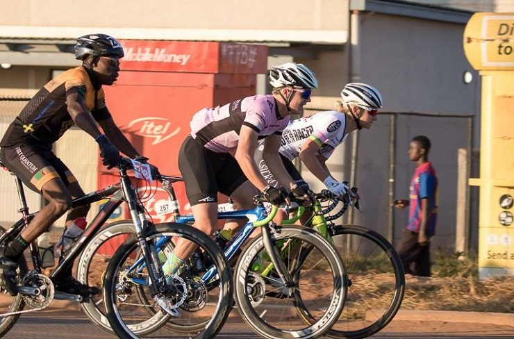 South Africa's Jason Meaton is fired up to race in the gorge of the Lower Zambezi River when the three-day 1Zambia MTB event starts tomorrow. Photo: Supplied