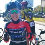 Kim le Court, pictured here, said she could not have hoped for a better outcome after she won her fourth consecutive race at the inaugural 100 Cycle Challenge in Germiston today. Photo: Supplied
