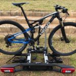 South African cyclists will be able to view the Westfalia BC 75 ZA bike rack