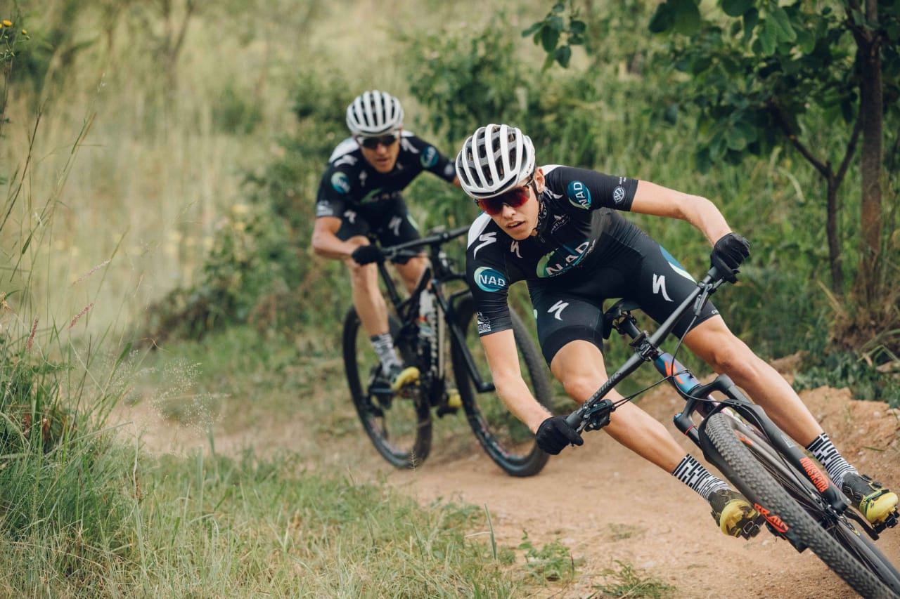 Wessel Botha hopes to get back into the swing of things with a strong performance at the Magalies Monster MTB Classic on Saturday. Photo: Supplied