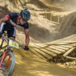 Arno du Toit is hoping to continue his current good form when he takes part in the fourth SA MTB Cup XCO Series event at the Mankele Bike Park on Saturday. Photo: Henk Neuhoff