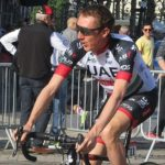 UAE Team Emirates' Daniel Martin won stage five of the Criterium du Dauphine
