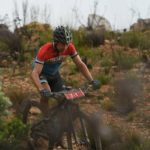 Dylan Rebello is a little unsure what to expect as he prepares for Saturday's 80km Knysna Cycle Tour MTB race, but he hopes to finish on the podium. Photo: Zoon Cronje