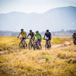 Mountain bikers in action during last year's Imvelo MTB Classic