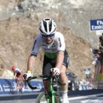 Team Dimension Data are preparing for a sprinters' contest and their strategy will mainly revolve around Mark Cavendish at the inaugural Adriatica Ionica Race. Photo: Yuzuru Sunada
