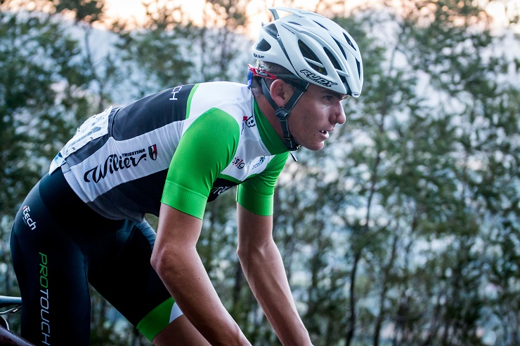 Mitchell Eliot, seen here during this year's Bestmed Tour of Good Hope