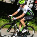 Team Dimension Data's Reinardt Janse van Rensburg placed sixth on stage four of the Adriatica Ionica Race