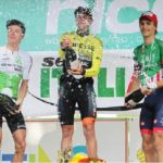 Team Dimension Data for Qhubeka's Stefan de Bod (left) has relished a successful stint in Europe since departing South Africa after the Cape Town Cycle Tour in mid-March. Photo: Supplied