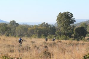 Riders enjoy stunning scenery on day two of the Liberty Waterberg Encounter