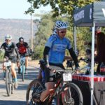 Riders enjoyed the well-stocked water points during stage three of the Waterberg MTB Encounter. Photo: Gerrie Kriel / Twin Productions SA