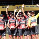 Greg van Avermaet & team Tour de France