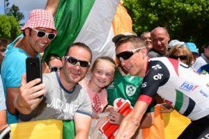 UAE Team Emirates' Daniel Martin
