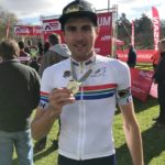 """Gert Heyns continued his good form by winning the South African cross-country marathon championship in Grabouw yesterday, a race he described as """"one of my main goals for the year"""". Photo: Supplied"""
