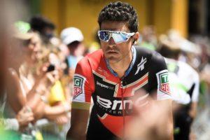 BMC Racing Team's Greg van Avermaet