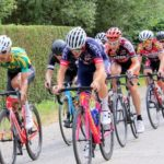 South African Jaydé Julius, who is currently riding for Mysenlan-SPIE-Douterloigne, placed fourth in Belgium's 120km Opdorp Kermesse Race