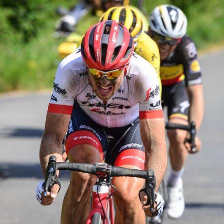 John Degenkolb during stage nine of this year's Tour de France