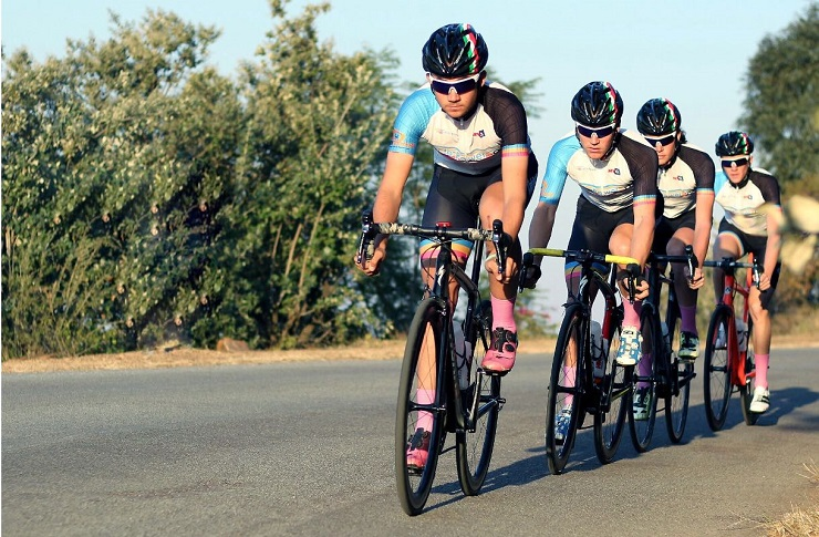 Keanan Roodt (front) has recovered from the injuries he suffered last year and intends making his presence felt in the Jock Classic. Photo: Supplied