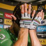 Bora-Hansgrohe's Peter Sagan after stage 13 of the Tour de France.