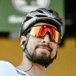 Peter Sagan after stage one of the Tour de France