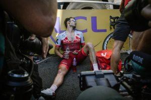 Team Katusha Alpecin's Rick Zabel