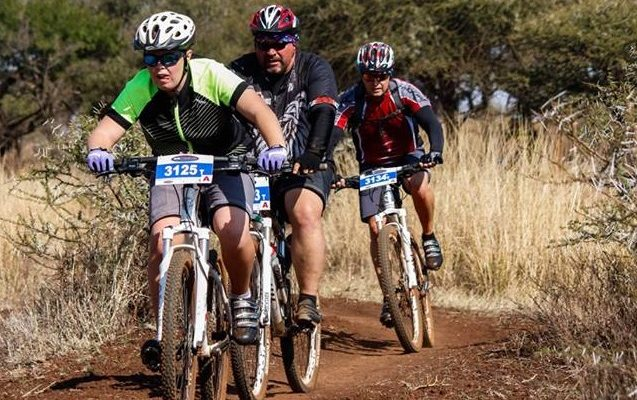 Mountain bikers in action during last year's Sondela MTB Classic